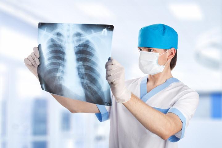 Рентген для выявления заболевания