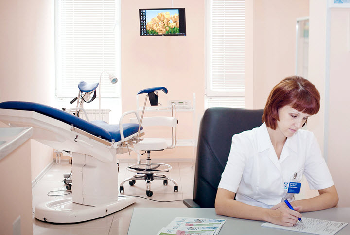 Исследования женской микрофлоры