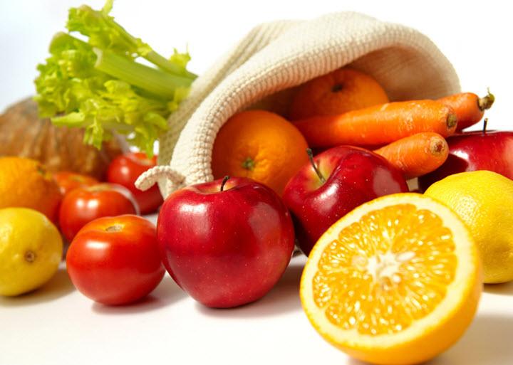 При гипертонии важную роль играет правильное питание