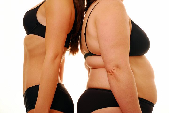 Норма и ожирение
