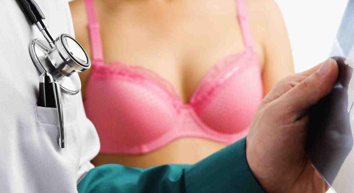 Осмотр у мамолога