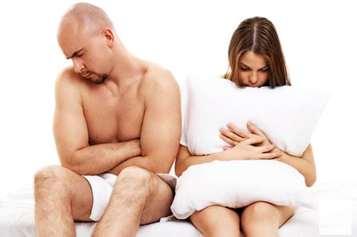 Сексуальные проблемы при хламидиозе