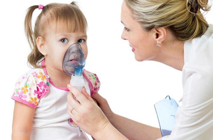 Ингаляция для ребенка в домашних условиях