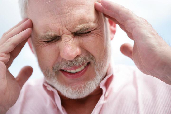 Головная боль при инсульте
