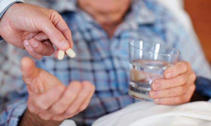 Таблетки при миокардите