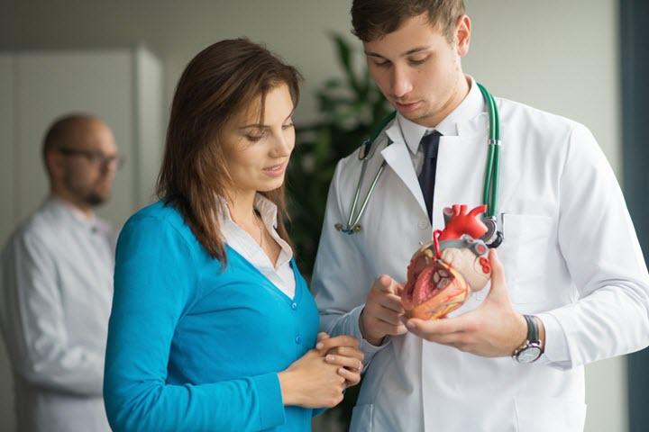 Консультация кардиолога при кардиосклерозе