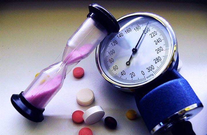 Лечение высокого давления