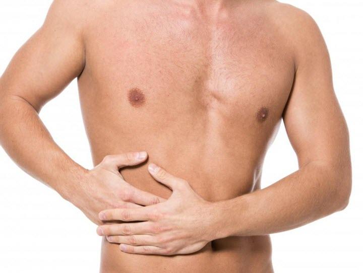 Симптоматика цирроза печени