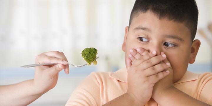 Воспитание правильных пищевых привычек