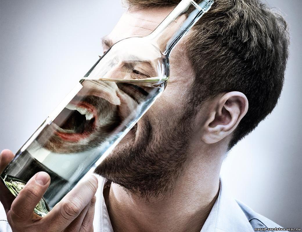 Симптомы алкогольного отравления