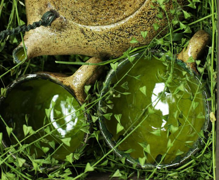 Пастушья сумка входит в состав лекарственных чаев