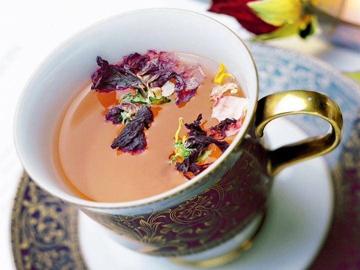 Целебный вересковый чай