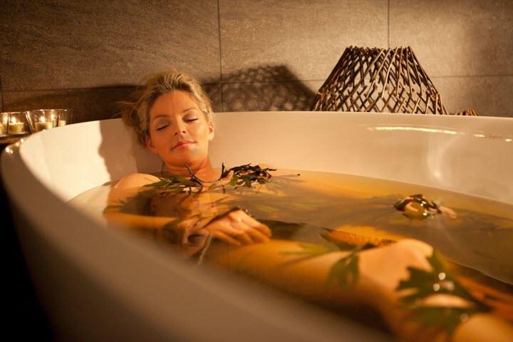 Лечебные ванны при лечении воспаления седалищного нерва