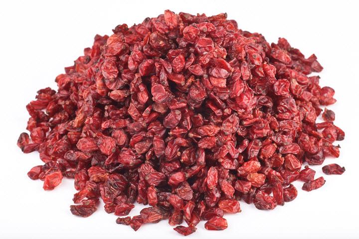 Сушеные ягоды барбариса