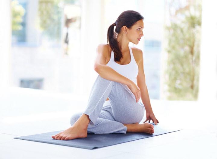 Гимнастика - хорошая профилактика болезни Бехтерева