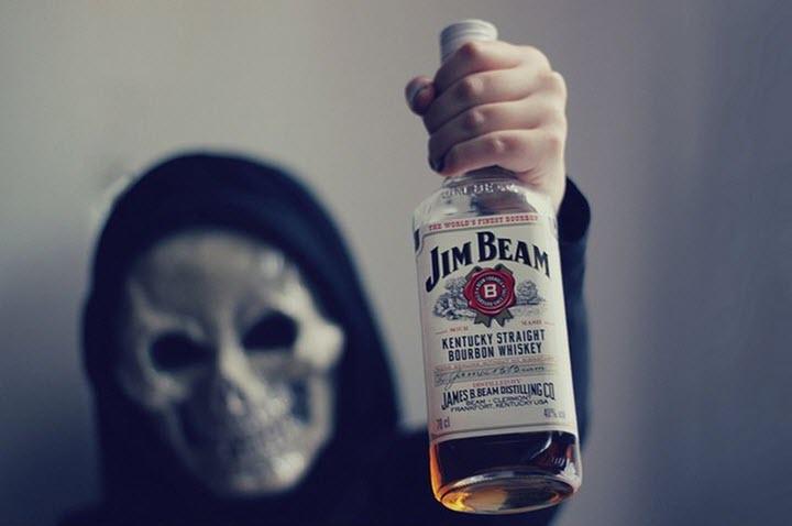Последствия алкогольного отравления