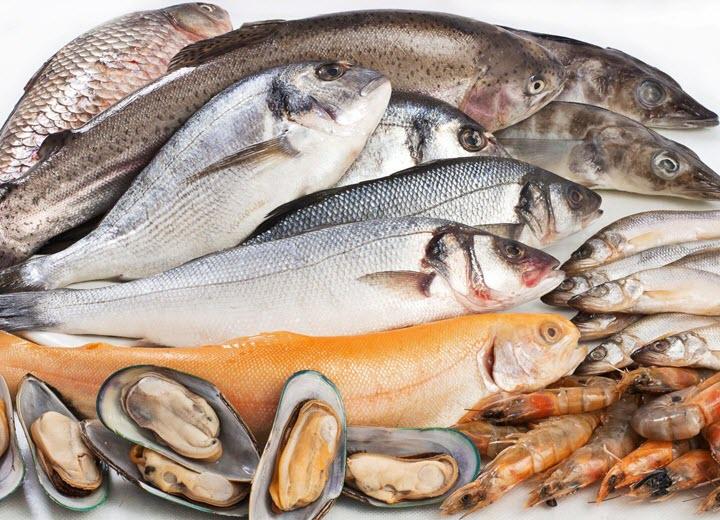 Рыба и морепродукты - частые причины отравления