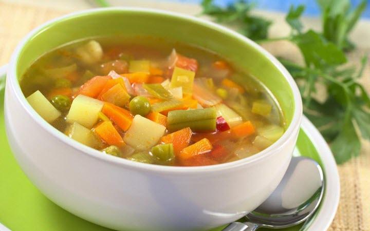 Здоровое питание - необходимое условие при язве желудка