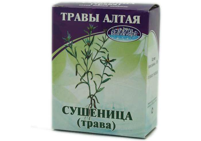 Лекарственная форма сушеницы