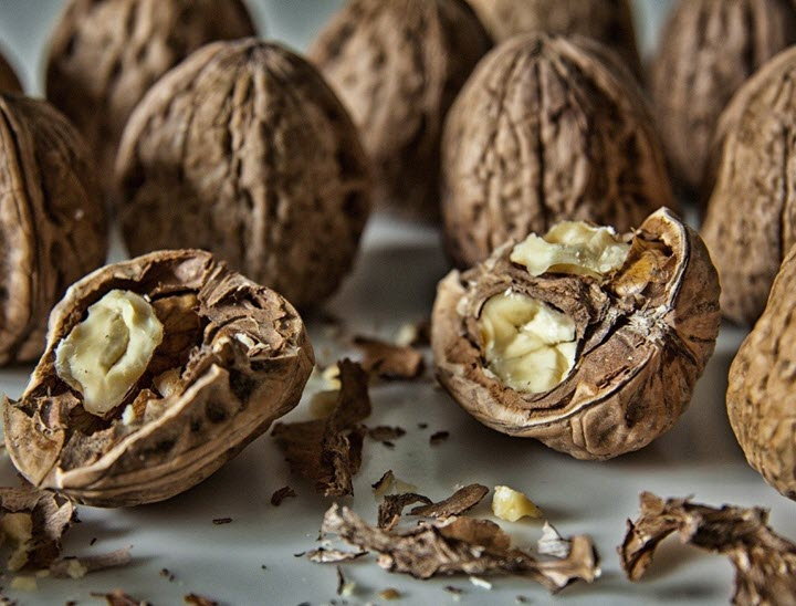 Грецкие орехи - кладезь полезных веществ