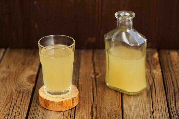 Напиток из овса для укрепления здоровья