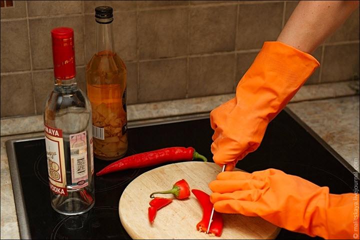 Жгучий стручковый перец помогает бороться с целлюлитом