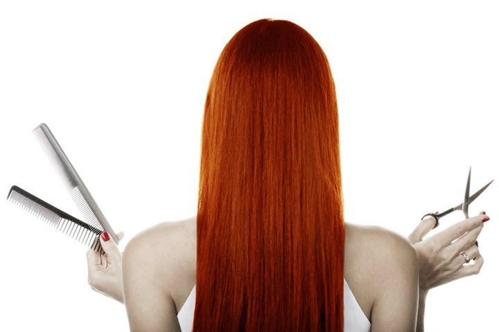 Отвар из шелухи лука можно использовать для окраски волос
