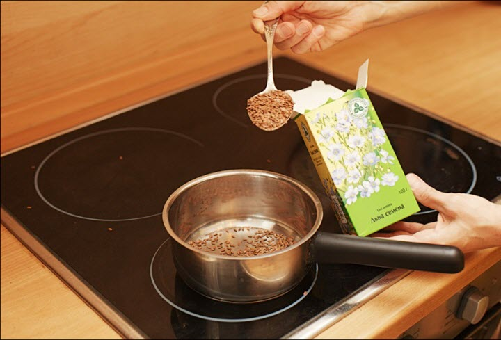 Рецепт отвара из семян льна