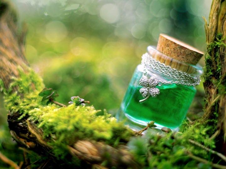 Травяные отвары для красоты кожи