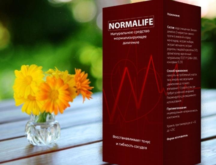 Натуральное средство Normalife