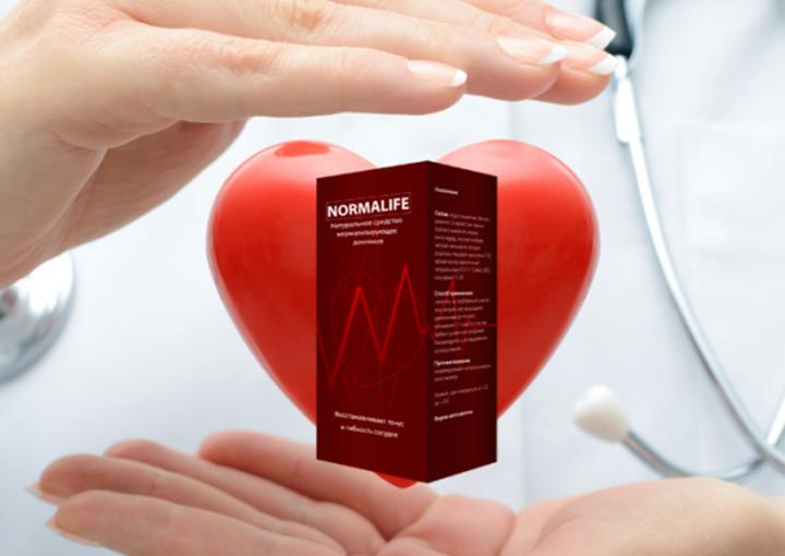 Normalife - забота о здоровье