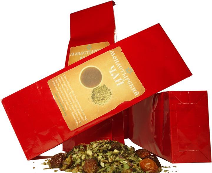 Монастырский чай для гипертоников