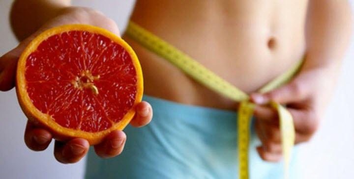 Грейпфрут для снижения веса